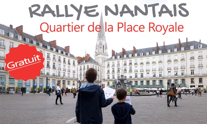 Rallye enfant Place royale