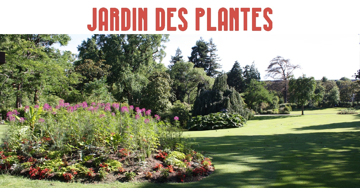 jardin des plantes de nantes jardin remarquable rdv ludique. Black Bedroom Furniture Sets. Home Design Ideas