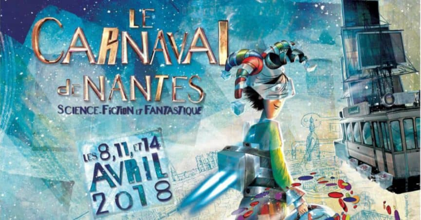 Monsieur carnaval Nantes avril 2018