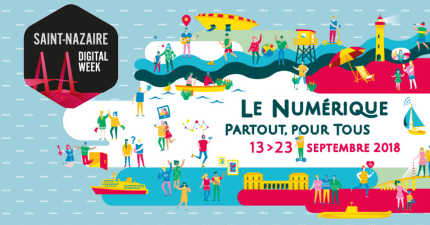 Saint-Nazaire Digital Week