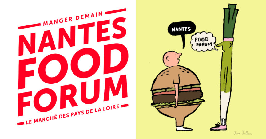 Illustration Nantes Food Forum