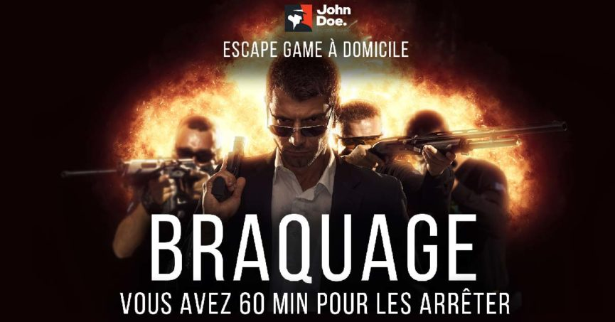 escape game à la maison mission vol espion - adapté aux enfants