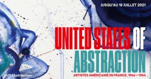 "Exposition ""United States of Abstraction"" musée Arts 